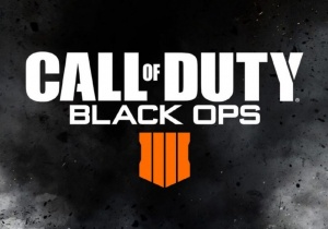 CoD Black Ops 4 logo