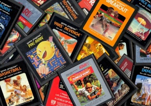 Atari 2600 games