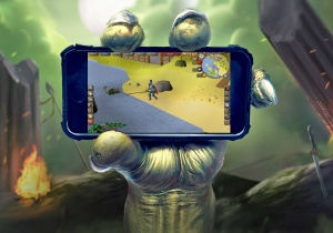 Runescape mobiel